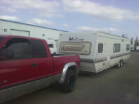 trailer removal service. cash paid for many