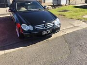 2005 Mercedes CLK350 convertible Broadmeadows Hume Area Preview