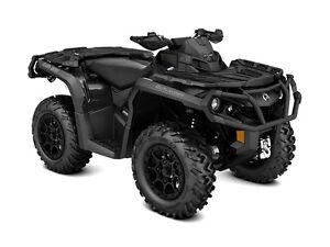 2017 Can-Am Outlander XT-P 1000R