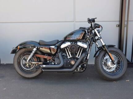 2014 Harley-Davidson Forty Eight