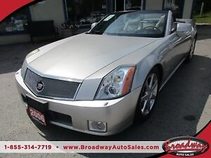 2006 Cadillac XLR LOADED 'CONVERTIBLE' 2 PASSENGER 4.6L - NORTHS