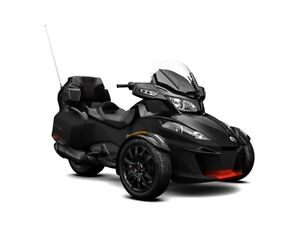 2016 Can-Am RT-S Special Series 6-Speed Semi-Automatic (SE6)