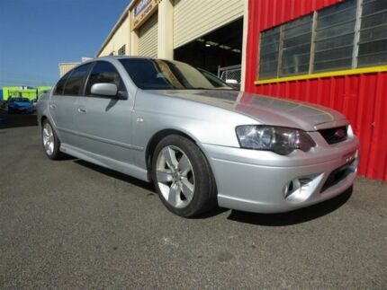 2007 Ford Falcon BF MkII 07 Upgrade XR6 Silver 4 Speed Auto Seq Sportshift Sedan Strathpine Pine Rivers Area Preview
