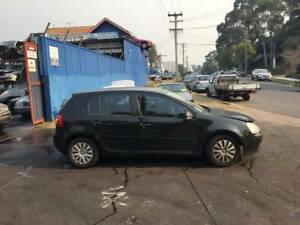 Volkswagen Golf HATCHBACK 2005 AUTOMATIC NOW WRECKING ENTIRE CAR! Northmead Parramatta Area Preview