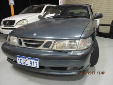 2000 Saab 9-3 Convertible Booragoon Melville Area Preview