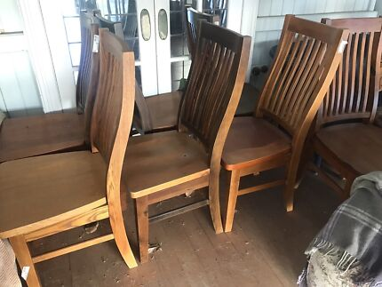 Farmhouse/colonial dining chairs