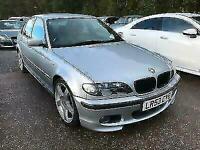 BMW 318 2.0 AUTO SPORT SILVER 2003