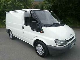 02 transit full psv exceptionally clean and tidy