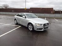 2013 AUDI A4 QUATRO 4WD FULL SERVICE HISTORY LOW MILAGE AUTOMATIC DRIVES LIKE NEW