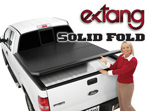 Couvre-Caisse (tonneau cover) Extang Solid Fold - Chevrolet