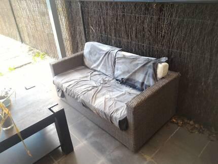 Free outdoor sofa