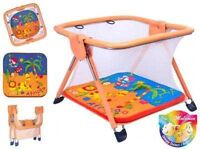 Baby playpen in a very good condition