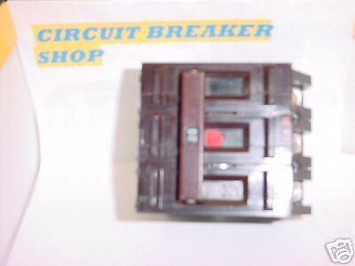 Wadsworth 3 Pole 20 Amp Circuit Breaker  New
