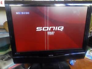 Soniq  TV internal DVD player Cabarita Canada Bay Area Preview