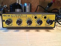 FMR PBC-6a Compressor/Limiter ONE LEFT!