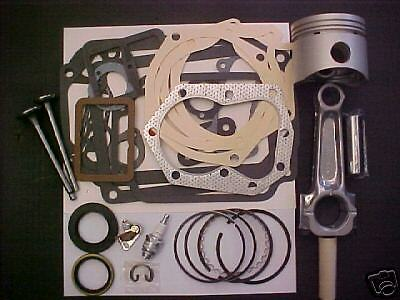 Master Rebuild Kit For 12Hp Kohler K301 W Free Items