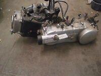 Longjia raptor 125cc aircooled engine