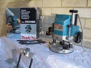 MAKITA 3600BR PLUNGE ROUTER Bayview Pittwater Area Preview