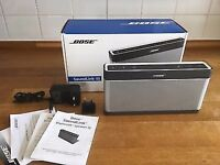 Bose SoundLink III Wireless Portable Speaker