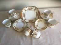 **£20** Meito China Handpainted Tea Set