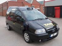 Wanted Swansea plated hackney taxi