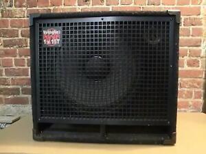 Amplificateur de basse SWR 1x15t workingman's 200w (i012319)