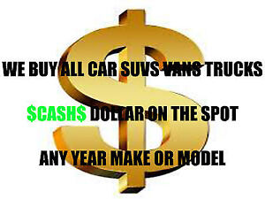 FREE REMOVAL SERVICE FOR JUNK/SCRAP CARS TOP DOLLAR TODAY!