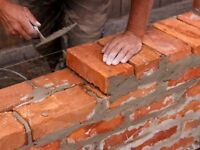 Experienced Bricklayer