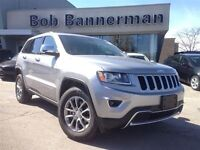 2014 Jeep Grand Cherokee Limited City of Toronto Toronto (GTA) Preview