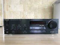 Technics SU-X911 Stereo Digital Integrated Amplifier HIFI New Class A Phono 230W