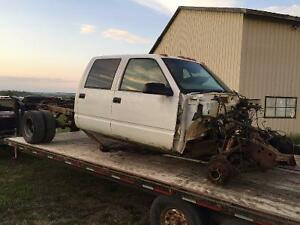 1996 GMC C/K 3500 Pickup Truck FOR PARTS