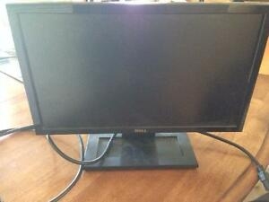 "18"" dell flat screen monitor"