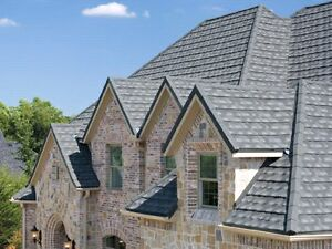 SAVE YOUR MONEY! STEEL OR GAF ROOFING Kitchener / Waterloo Kitchener Area image 1