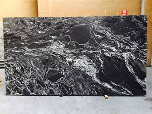 Jet Mist Polished Granite Slabs for Benchtops - 3590x1990x20mm Thomastown Whittlesea Area Preview