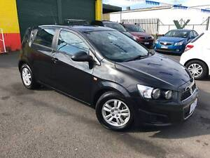 2011 Holden Barina Hatchback (1 Year Warranty Rego RWC Included)