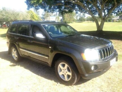 2006 Jeep Grand Cherokee WH MY2006 Limited Navigator Gold Automatic Wagon