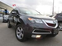 2013 Acura MDX TECH UPGRATED PKG Technology Package