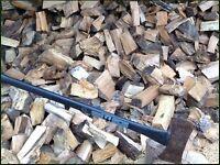 Seasoned firewood 1.7 cubiq meters