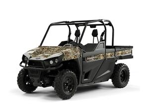 2017 Textron Off Road Stampede EPS Camo