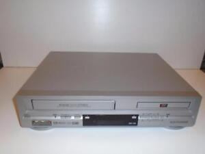 ELECTROHOME VCR/DVD COMBO