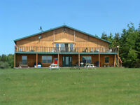 6 Unit Vacation Retreat Property on 6 Acres in North Rustico PEI