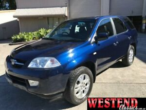 2006 Honda MDX YD1 MY05 Blue 5 Speed Automatic Wagon Lisarow Gosford Area Preview