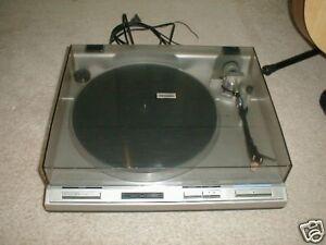 PIONEER PL-S70 DIRECT DRIVE TURNTABLE