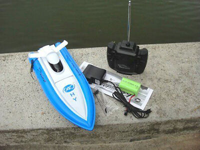 NC 12-inch 4 Channel RC Speed Boat