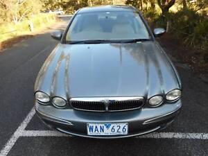 2003 Jaguar X Type Sedan REG AND ROADWORTHY!! Moorabbin Kingston Area Preview