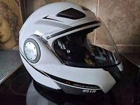 Givi flit top xs helmet, as new