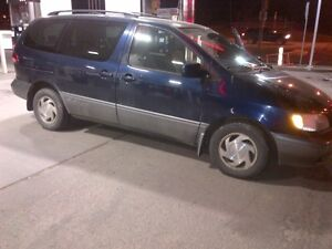 2003 Toyota Sienna lower mileage