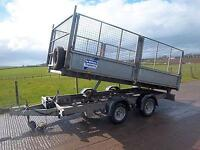 Ifor Williams 12ft tipper trailer Wanted