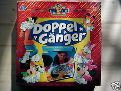 MICKEY for KIDS: DOPPELGÄNGER (Mit allen Disney-Stars!) - Für kleine Merkprofis! ()