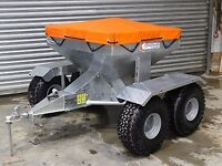 Sheep Snacker. ATV Sheep Snacker. Livestock Feeder. Ideal for towing behind an ATV quad bike or UTV